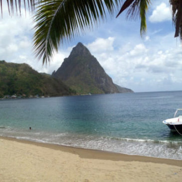 Saint Lucia Honeymoon Recap