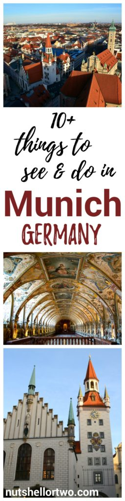 Munich Germany things to do