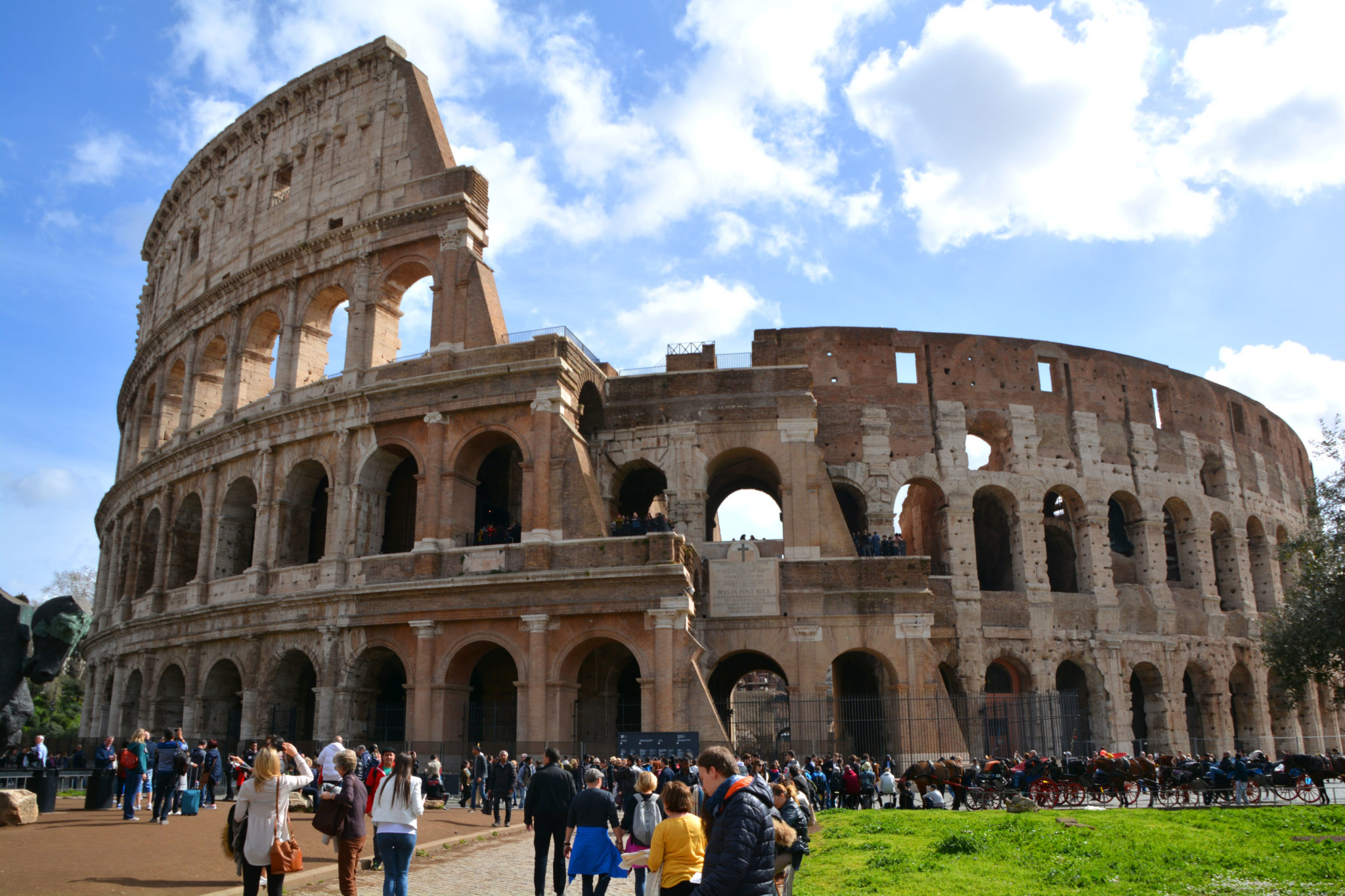 1 Day in Rome Itinerary