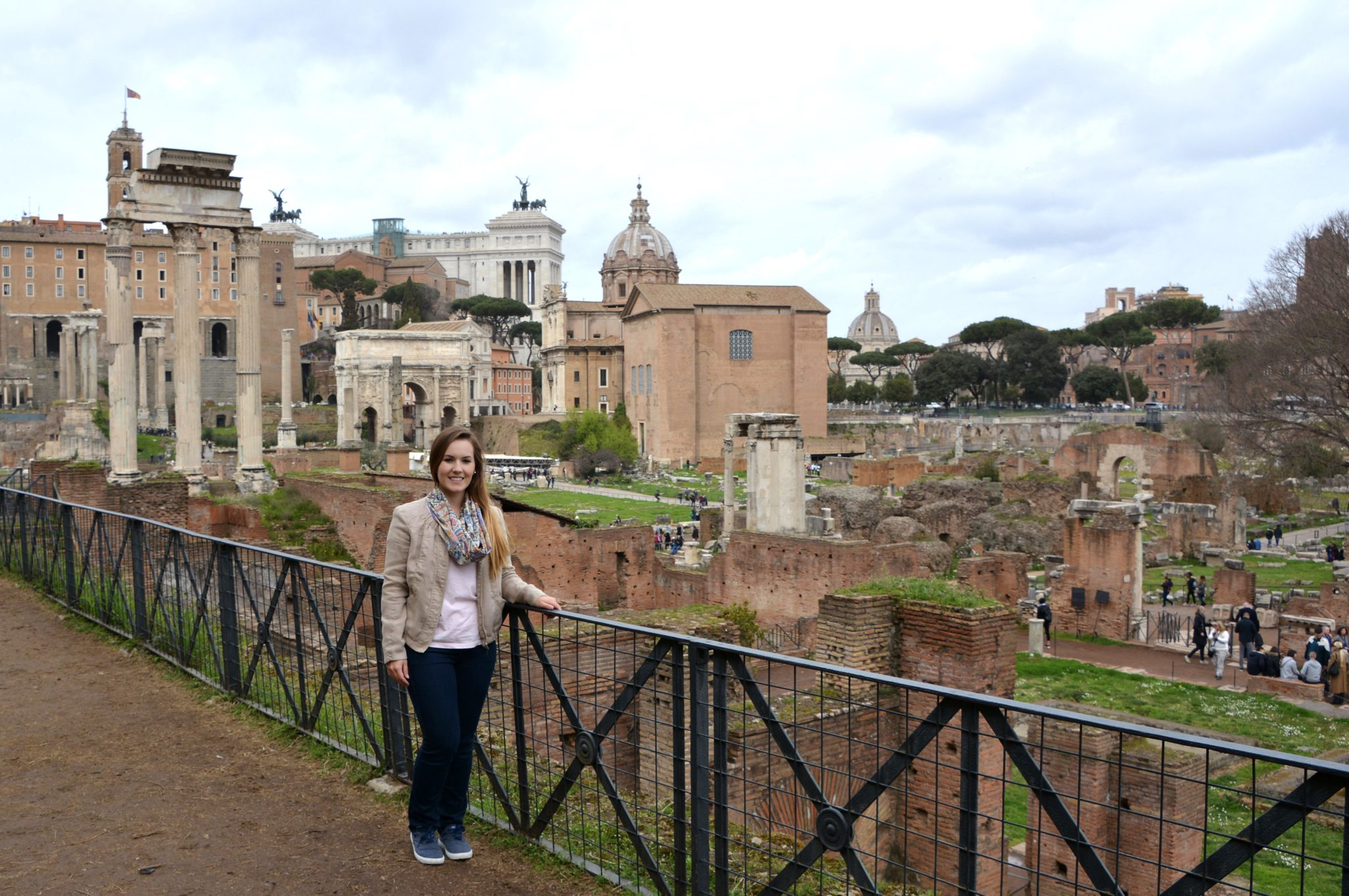 1 Day Itinerary Rome