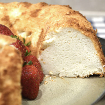 Easy, Delicious, Angel Food Cake