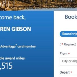 How I got 80,000 American Airlines Miles in 4 Months