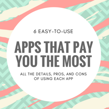 Easiest Money-Making Apps to Earn an Extra $1,000 in 2018