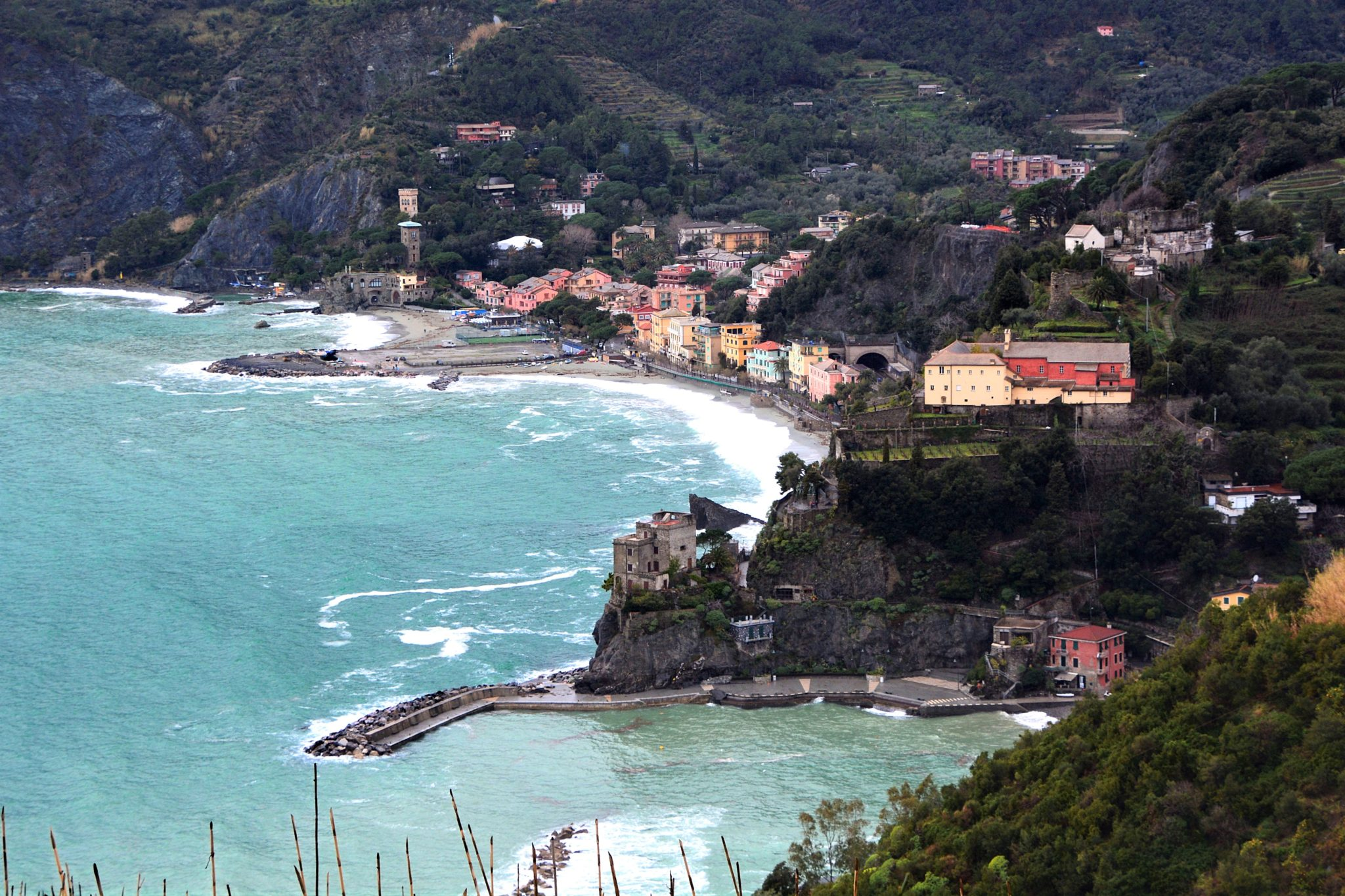 Hiking the Footpath Monterosso-Vernazza